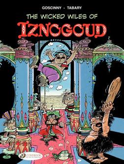 Iznogoud - Volume 1 - The Wicked Wiles of Iznogoud-電子書籍