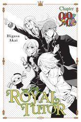 The Royal Tutor, Chapter 98