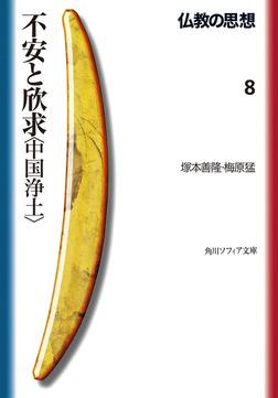 仏教の思想 8 不安と欣求<中国浄土>-電子書籍