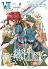 Altina the Sword Princess: Volume 7