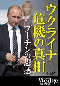 ウクライナ危機の真相 プーチンの思惑 (Wedgeセレクション No.35)
