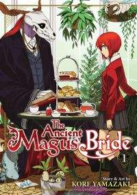 The Ancient Magus' Bride Vol. 01