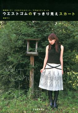 ウエストゴムのすっきり見えスカート 直線縫いで♪ こだわりシルエット、ワザありディテール-電子書籍