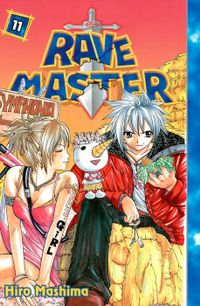 Rave Master Volume 11