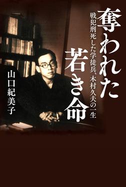 奪われた若き命 戦犯刑死した学徒兵、木村久夫の一生-電子書籍