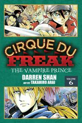 Cirque Du Freak: The Manga, Vol. 6