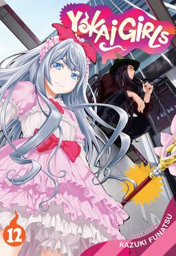 Yokai Girls Vol. 12