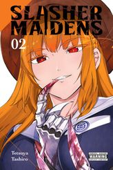 Slasher Maidens, Vol. 2