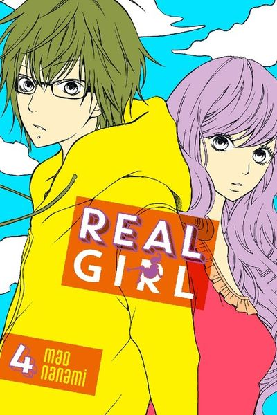 Real Girl Volume 4