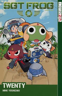 Sgt. Frog, Volume 20-電子書籍