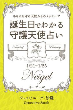 1月21日~1月25日生まれ あなたを守る天使からのメッセージ 誕生日でわかる守護天使占い-電子書籍