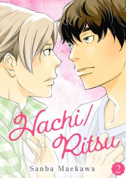 Hachi/Ritsu (Yaoi Manga), Chapter 2
