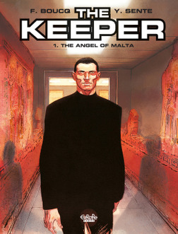 The Keeper - Volume 1 - The Angel of Malta-電子書籍