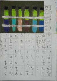 TALKEN絵日記77冊目