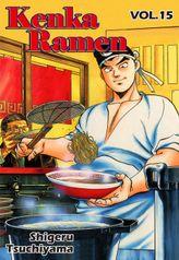KENKA RAMEN, Volume 15