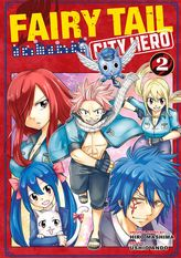 Fairy Tail: City Hero 2