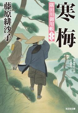 寒梅~隅田川御用帳(十七)~-電子書籍