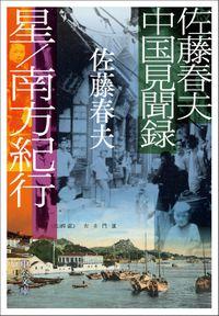 佐藤春夫中国見聞録 星/南方紀行(中公文庫)