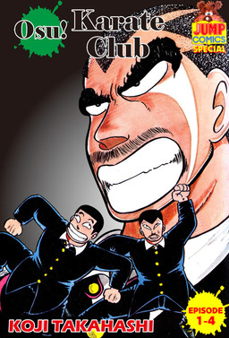 Osu! Karate Club, Episode 1-4