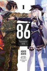 86 EIGHTY-SIX, Vol. 1