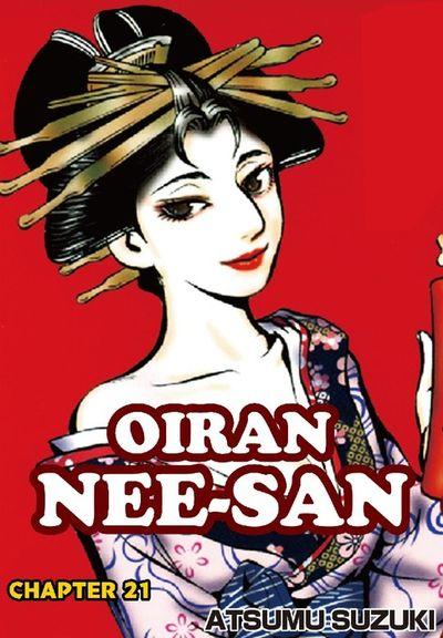 OIRAN NEE-SAN, Chapter 21
