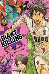 Giant Killing Volume 5