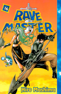 Rave Master Volume 16-電子書籍