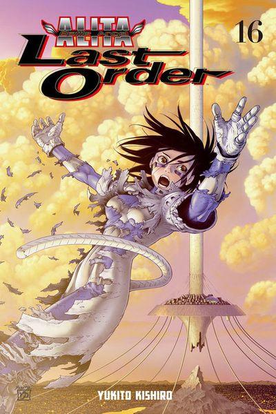 Battle Angel Alita: Last Order 16