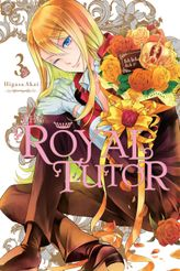 The Royal Tutor, Vol. 3