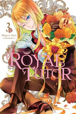 The Royal Tutor, Vol. 3-電子書籍