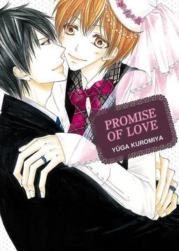 Promise of Love (Yaoi Manga), Volume 1