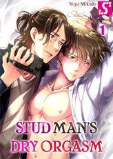 Stud Man's Dry Orgasm 1