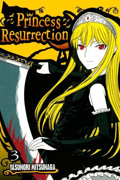 Princess Resurrection Volume 3