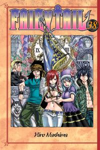 Fairy Tail 38