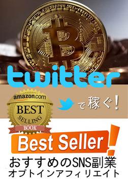 Twitter(ツイッター)で稼ぐ!おすすめのSNS副業オプトインアフィリエイト-電子書籍