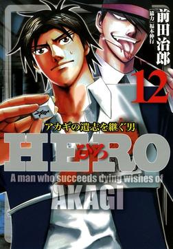 HERO アカギの遺志を継ぐ男 12-電子書籍