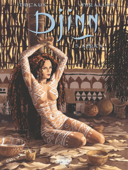 Djinn - Volume 5 - Africa
