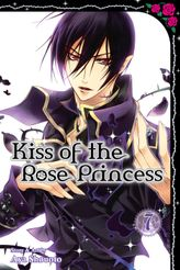 Kiss of the Rose Princess, Volume 7
