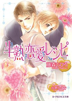 半熟恋愛レシピ【イラスト入り】-電子書籍