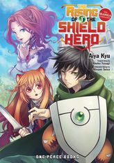 The Rising of the Shield Hero Volume 1: The Manga Companion