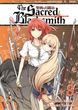 The Sacred Blacksmith Vol. 8-電子書籍