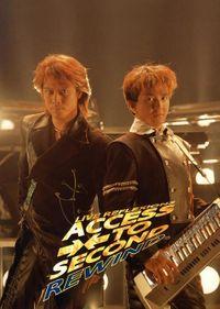 access『SYNC-ACROSS JAPAN TOUR '93 ACCESS TO SECOND REWIND』オフィシャル・ツアーパンフレット【デジタル版】