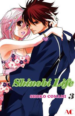 Shinobi Life, Volume 3
