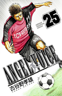 ANGEL VOICE 25-電子書籍