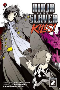 Ninja Slayer Kills 2