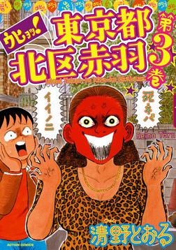 ウヒョッ!東京都北区赤羽 : 3-電子書籍
