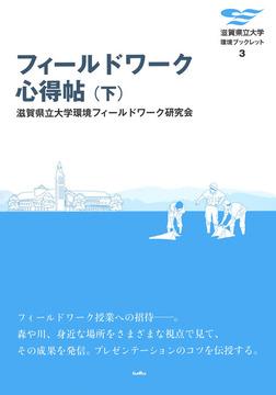 フィールドワーク心得帖〈下〉-電子書籍
