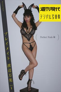 『プレイメイト 渡辺万美 vol.1 Perfect Nude編』 週刊現代デジタル写真集-電子書籍