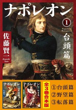 合本版 ナポレオン(全3巻)-電子書籍