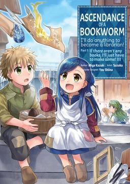 Ascendance of a Bookworm  Volume 3